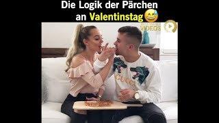 Die Logik der Pärchen an Valentinstag 😅 | Best Trend Videos