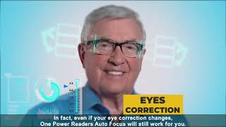 One Power Readers Auto Focus – New Reading Glasses TV Commercial