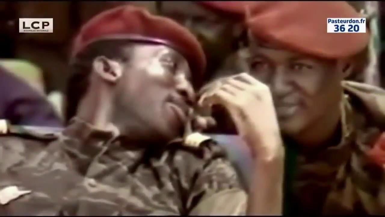 Quelques Mois Avant Sa Mort Thomas Sankara Disait La Chose