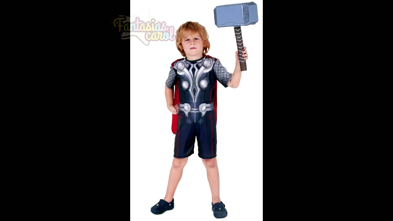 1bc399345e2b37 Fantasia Thor Os Vingadores Infantil Curta FantasiasCarol Sulamericana