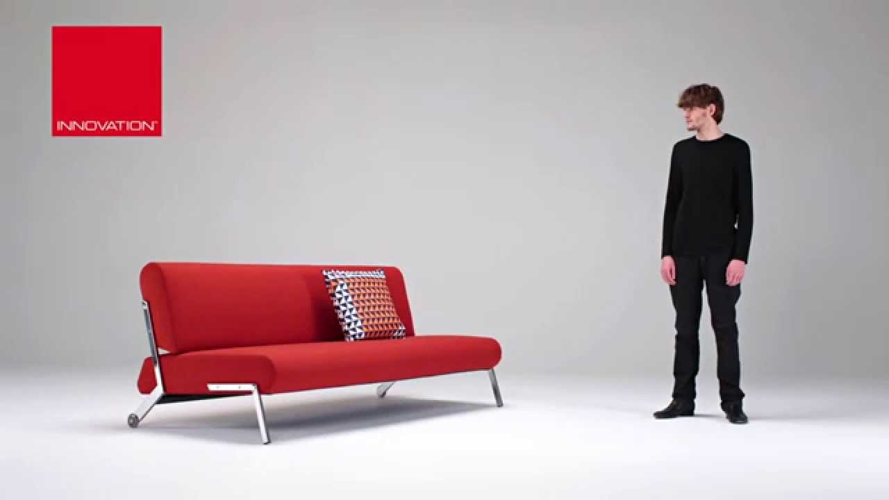debonair sofá cama - innovation - youtube