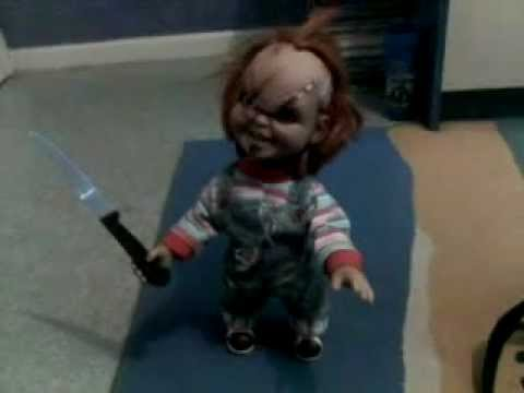 chucky la poupée tueuse poster