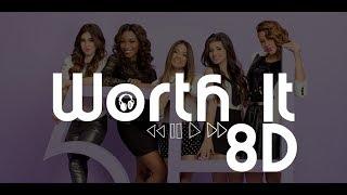 🎧 8d Audio 🎧 Ll Worth It Ll Fifth Harmony Ft.kid Ink Ll Use Headphones