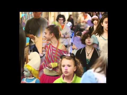 Ledyard Center School  Halloween 2011