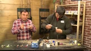 Мастерская Рыбака - Изготовление колебалки для щуки