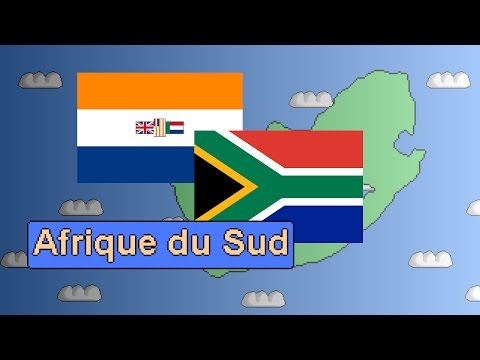 Histoire de l'Afrique du Sud et pourquoi l'Apartheid ?