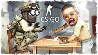 КРЕСТИКИ-НОЛИКИ В CS:GO #52 (CS:GO КАРТЫ)