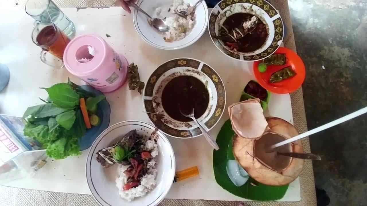 Gabus Pucung Rumah Makan Ibu Een Jl Muchtar Sawangan Baru Depok