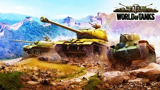 World of Tanks 2015 - New Heavy Tank Multiplayer Destruction Online! (World Of Tanks)