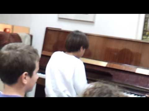 David piano rosh-haayin   feb2013