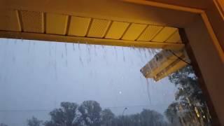 Hail Storm Brigham City UT