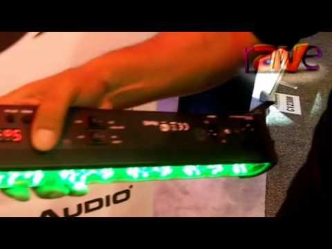 InfoComm 2012: ADJ Talks About the Mega GO Bar