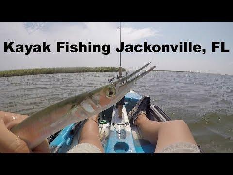 Kayak Fishing Jacksonville, FL