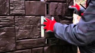 Установка фасадных панелей Wandstein - инструкция(Подробная видео инструкция по установке фасадных панелей Wandstein - обрешетка, установка внешних углов, правил..., 2015-07-12T14:59:20.000Z)