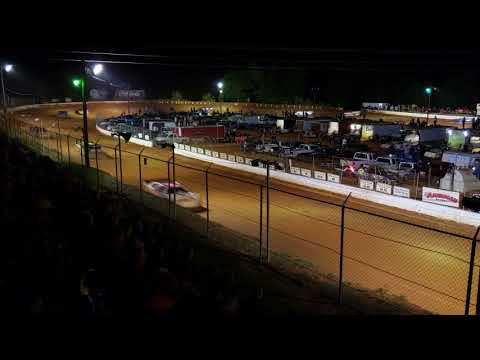 602 crates at Laurens Speedway 5/5/18