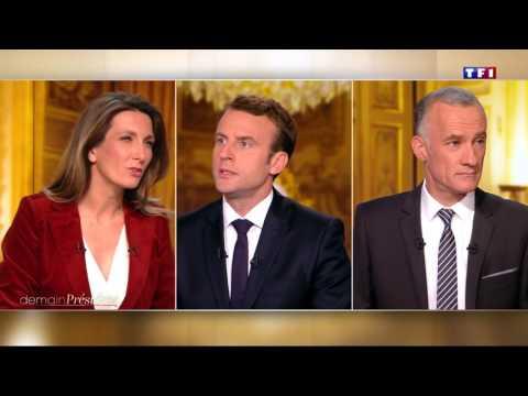Emmanuel Macron : Demain Président |TF1