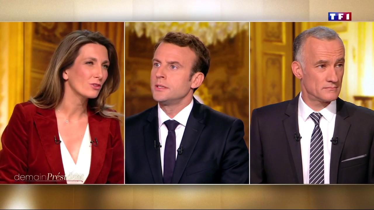 Emmanuel Macron Demain President Tf1 Youtube