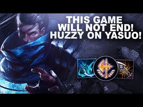 THIS GAME WILL NOT END ON YASUO! | League Of Legends