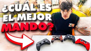 CUAL ES EL MEJOR MANDO PARA FORTNITE?