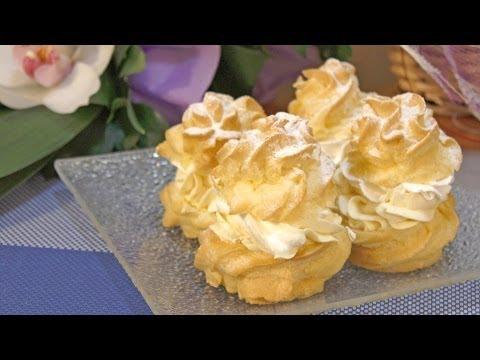 Princes krofne - Profiterole - Cream Puffs