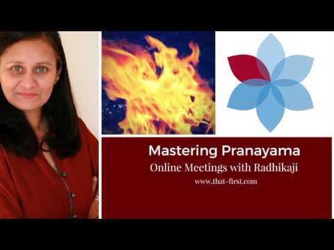 Ujjayi, Bhramari, Nadi Shodanam -5/12 Mastering Pranayama course