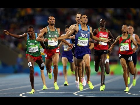 Rio 2016 Athletics Middle Distance Run Events: 800 and 1500m