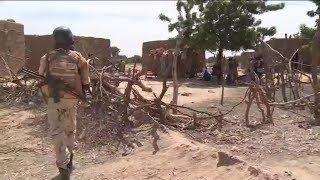 Lourd bilan après une attaque contre des soldats à la frontière malienne