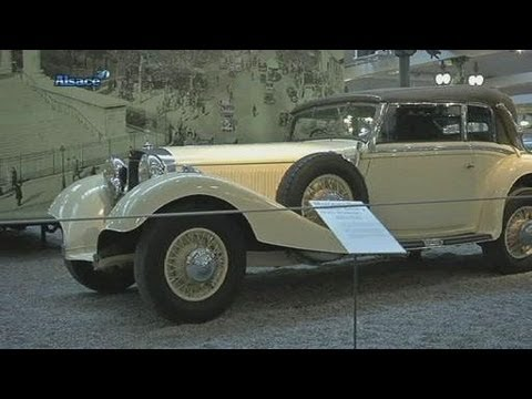 Focus: la collection automobile Schlumpf