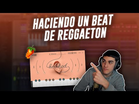 Como hacer un BEAT De REGGAETON con ARCADE 💣 | Fl Studio 20