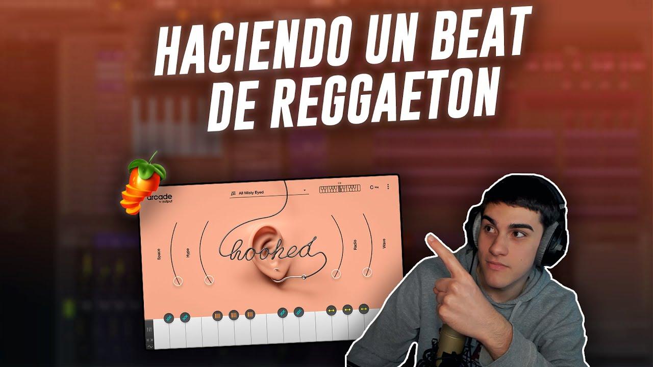 Como hacer un BEAT De REGGAETON con ARCADE 💣   Fl Studio 20