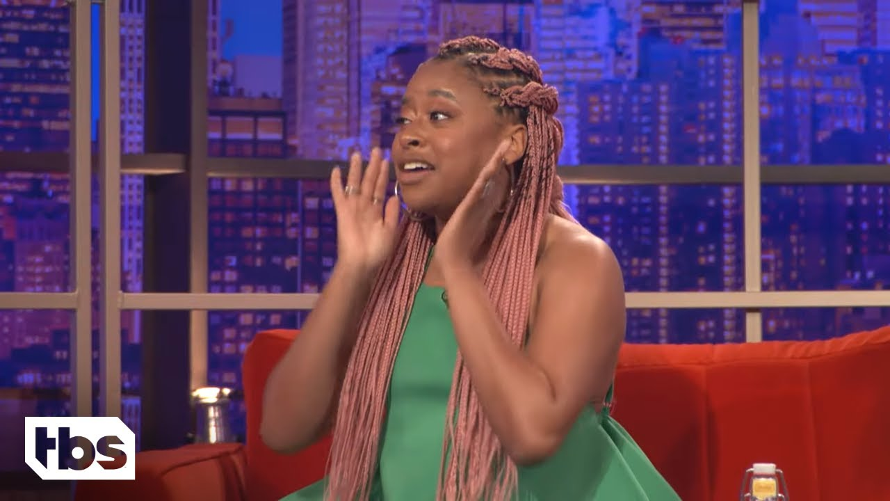 Friday Night Vibes: Phoebe Robinson Discusses New Book and Adventures on Doing the Most (Clip) | TBS