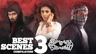 Imaikkaa Nodigal -Tamil Movie   Best Scenes Compilation 3   Nayanthara   Atharvaa   Anurag Kashyap