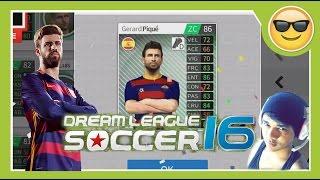 Dream League Soccer 16 - Comprando o Piqué - Campeão da Copa Elite Global