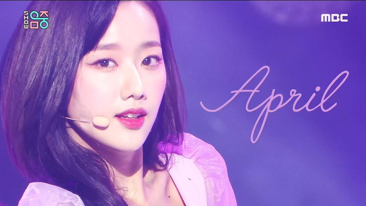 [쇼! 음악중심] 에이프릴 -라라리라라 (APRIL -LALALILALA) 20200425