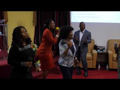 Joy overflows my heart...(Praise Medley) Gilgal Center