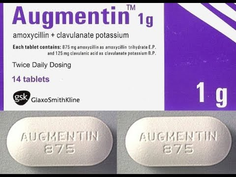 FAKE DRUG ALERT: WHO warns of fake Augmentin tablets in the market