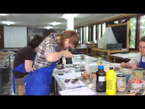 WORKSHOP FOR CONSERVATION, RESTORATION AND DOCUMENTATION OF ROMAN POTTERY 2011