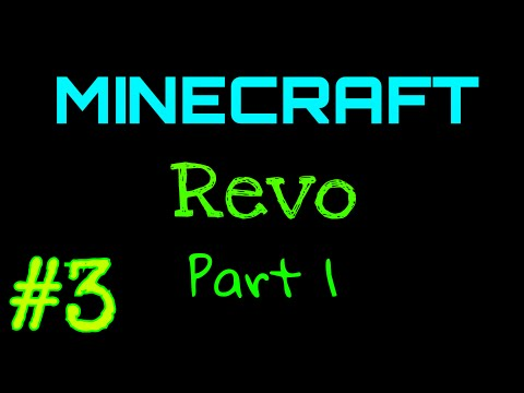 [GR]Minecraft Revo #3 Part 1 (Alternative UHC) w/ General Leo and PizzaHunter00