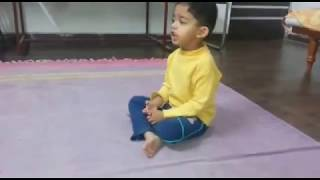 Download Hindi Video Songs - Man Mandira - little kid Advait Takalkar