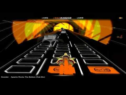 Scooter - Apache rocks the bottom (Dub Mix) [AudioSurf]