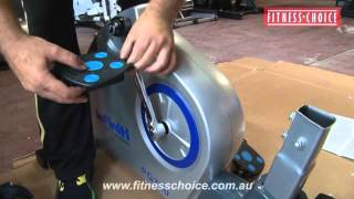 Assembling your Programmable exercise bike - Fitness Choice