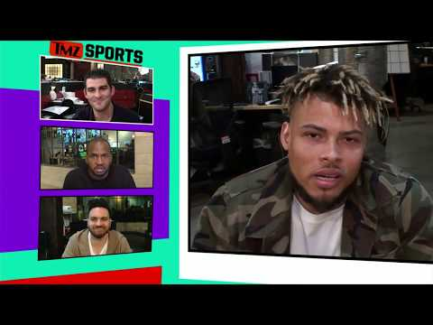 Tyrann Mathieu Gives Johnny Manziel Advice | TMZ Sports