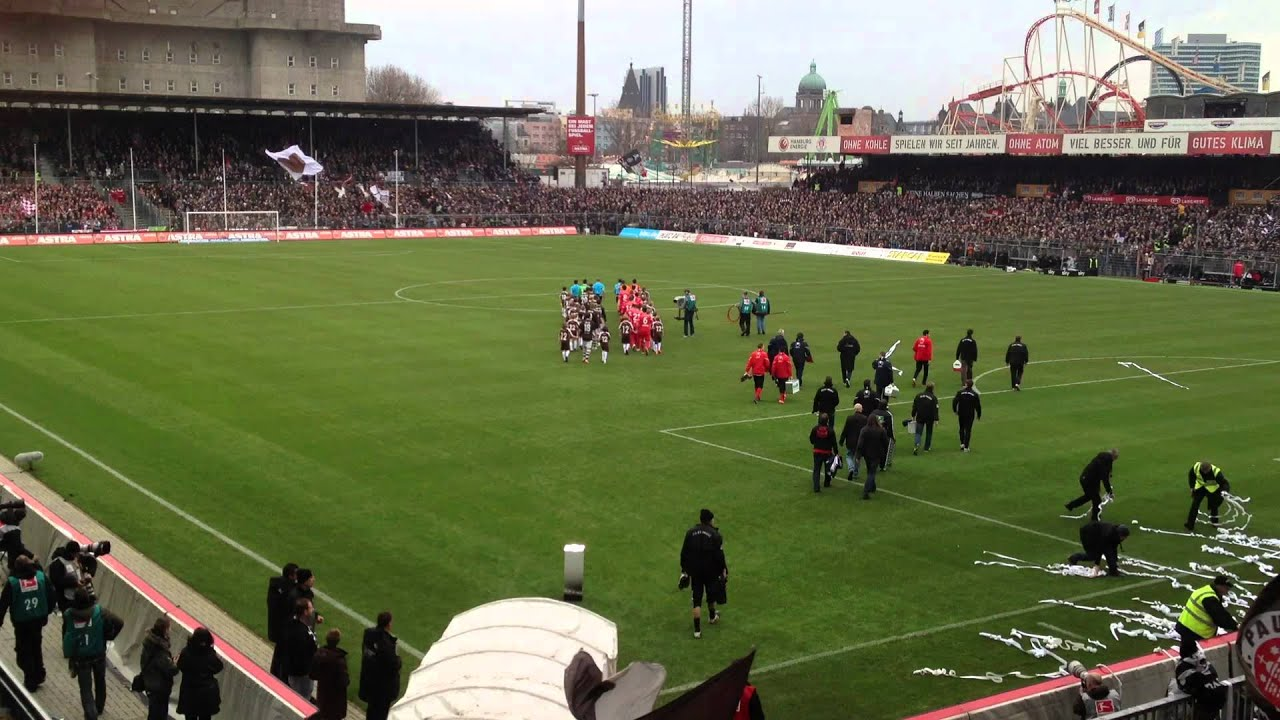 rabauken einlaufkinder fc st pauli gegen union berlin youtube. Black Bedroom Furniture Sets. Home Design Ideas