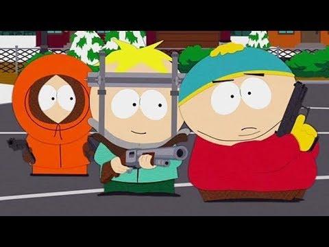 South Park Everyone Has Guns