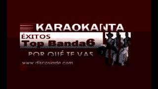 01 Karaoke Por Que Te Vas Saul El Jaguar