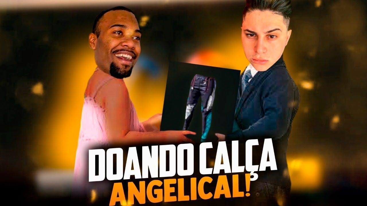 🚩SALAS PERSONALIZADAS VALENDO A CALÇA ANGELICAL ! LOUD MEGA! SOLO RANKED!🔴FREEFIRE AO VIVO - LIVE