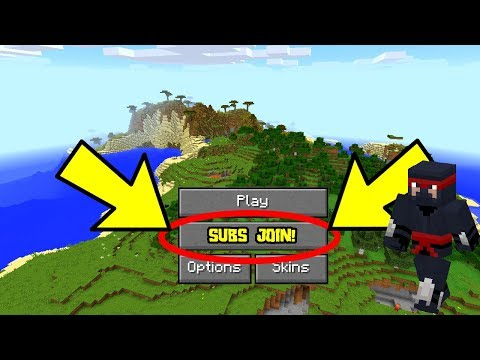 Minecraft Survival Seed Subscriber World! Episode 10- Live PS4 Gameplay