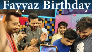 Fayyaz Bin Asif | Fayyaz Birthday | Fayyaz Birthday Celebration | Khush Raho Pakistan Season 6