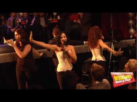 'One Night Only/Tonight' (Número Apertura Premios del Público BroadwayWorld Spain 2012)