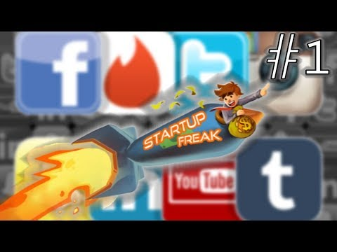 A NEW Facebook?! Making Billions with a new Social Media Platform? - StartUp Freak #1